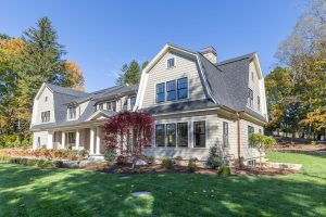 New Nashawtuc Shingle Style Home